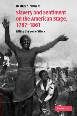 Slavery Sentiment on American Stage