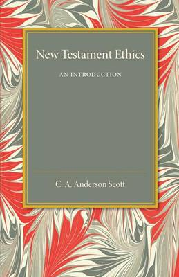 New Testament Ethics: An Introduction