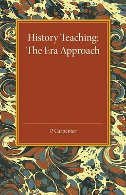 History Teaching: The Era Approach