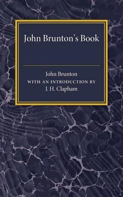John Brunton's Book