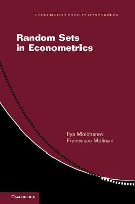 Random Sets in Econometrics
