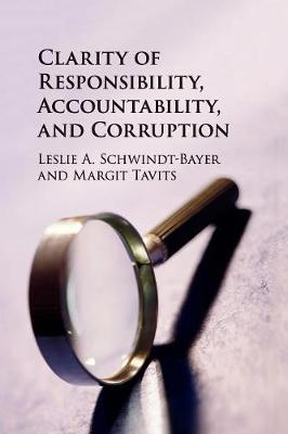 Clarity of Responsibility, Accountability, and Corruption