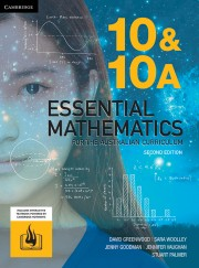 Essential Mathematics for the Australian Curriculum Year 10
