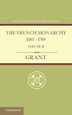 The French Monarchy 1483-1789 v2