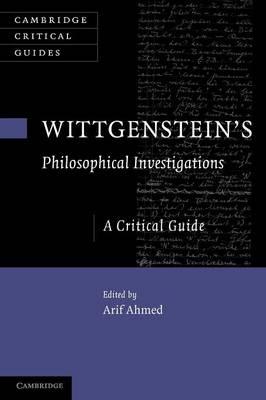 Wittgenstein's 'Philos Investigat'