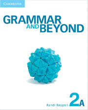 Grammar and Beyond Level 2 Student's Book A and Online Workbook Pack
