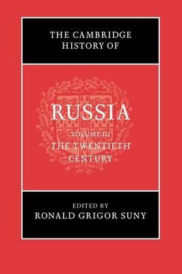 The Cambridge History of Russia