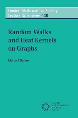 Random Walks and Heat Kernels on Graphs