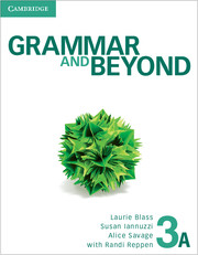 Grammar and Beyond Level 3 Student's Book A and Online Workbook Pack
