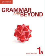 Grammar and Beyond Level 1 Student's Book A and Online Workbook Pack