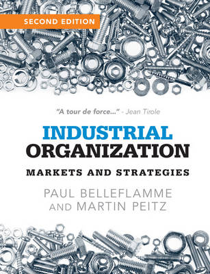 Industrial Organization- Markets and Strategies