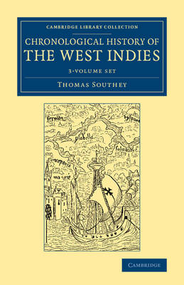 Chronological History of the West Indies 3 Volume Set