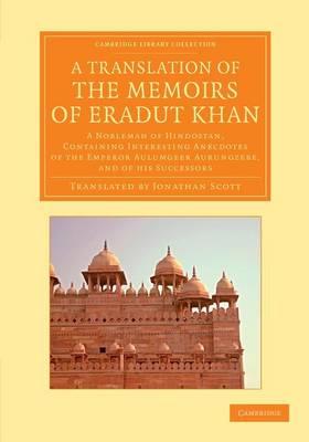 Translation of Memoirs Eradut Khan
