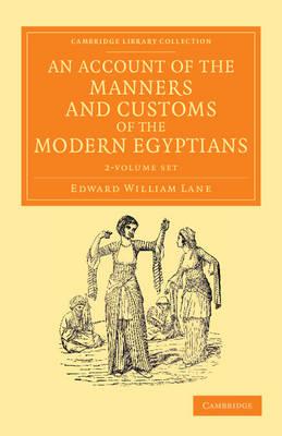Acct Mann Cust Modern Egyptians 2vs