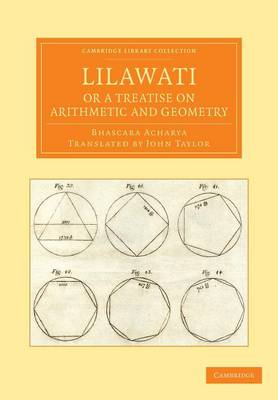 Lilawati Treatise Arithmetic Gmtry