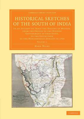 Historical Sketches of the South of India