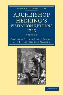 Archbshp Herring's Vist Rt 1743 v3