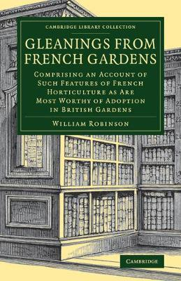 Gleanings from French Gardens