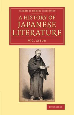 A History of Japanese Literature