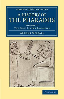 A A History of the Pharaohs: Volume 1: A History of the Pharaohs