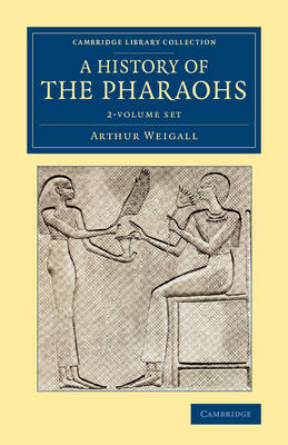 A History of the Pharaohs 2 Volume Set