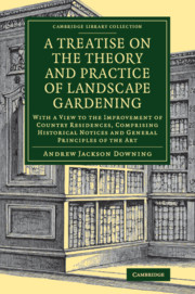 A Treatise on the Theory and Practice of Landscape Gardening: Comprising Historical Notices and General Principles of the Art
