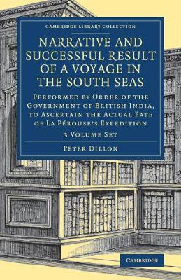 Narrative and Successful Result of a Voyage in the South Seas 2 Volume Set