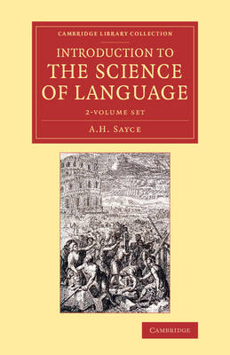 Introduction to the Science of Language 2 Volume Set