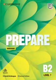 Prepare Level 7 Workbook with Audio Download