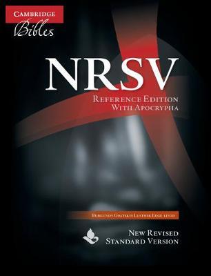 NRSV Ref Bib Apo Bu Edge-Lin Gt Lea