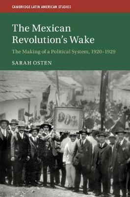 The Mexican Revolution's Wake: The Making of a Political System, 1920-1929
