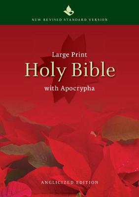 NRSV Large-Print Text Bible with Apocrypha, NR690:TA