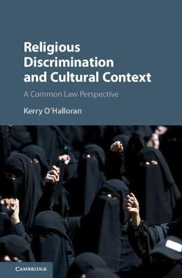 Religious Discrmntn Cultural Contxt