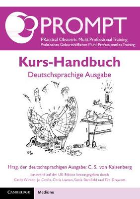 The PROMPT Course Manual German Language Edition