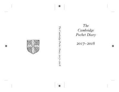 The Cambridge Pocket Diary 2017-2018