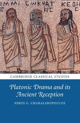 Platonic Drama Ancient Reception
