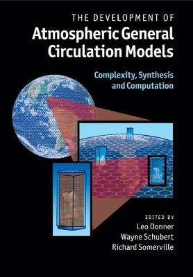 The Development of Atmospheric General Circulation Models: Complexity, Synthesis and Computation