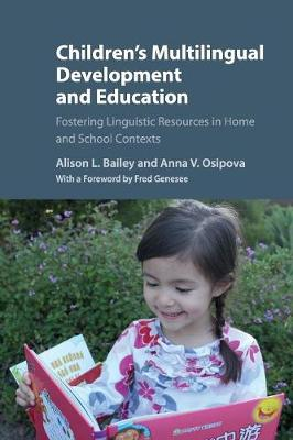 Children's Multilingual Devmnt Educ