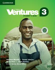 Ventures Level 3 Student's Book