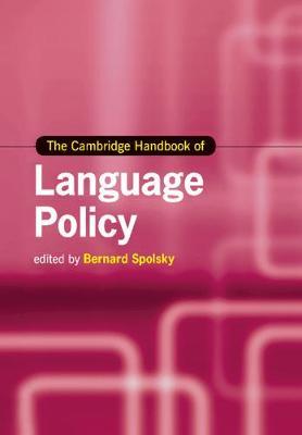 Cambridge Handbook Language Policy