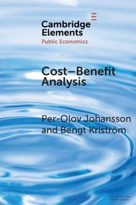 Cost–Benefit Analysis