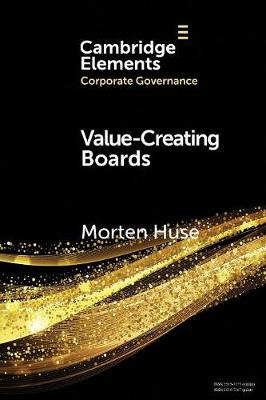 Value-Creating Boards