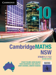 Cambridge Maths Stage 5 NSW Year 10 5.1/5.2