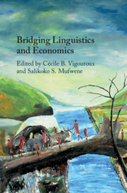 Bridging Linguistics and Economics