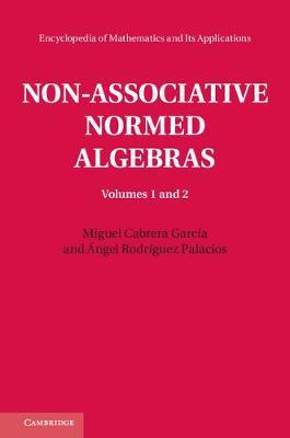 Non-Associative Normed Algebras 2 Volume Hardback Set