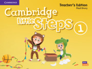 Cambridge Little Steps Level 1 Teacher's Edition