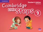 Cambridge Little Steps Level 3 Teacher's Edition