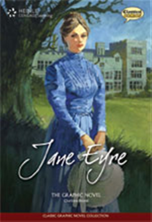 Jane Eyre (5-pack) Classic Graphic Novel Collection