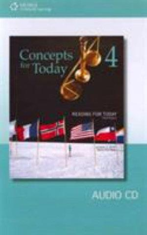 Reading for Today 4: Audio CD