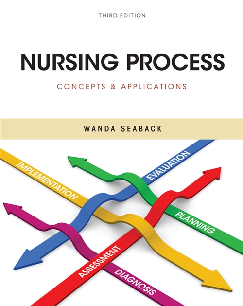 Nursing Process : Concepts and Applications